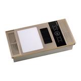 006-T5S PTC加暖型带温度显示浴霸