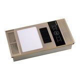 006-T6S PTC加暖型带温度显示浴霸